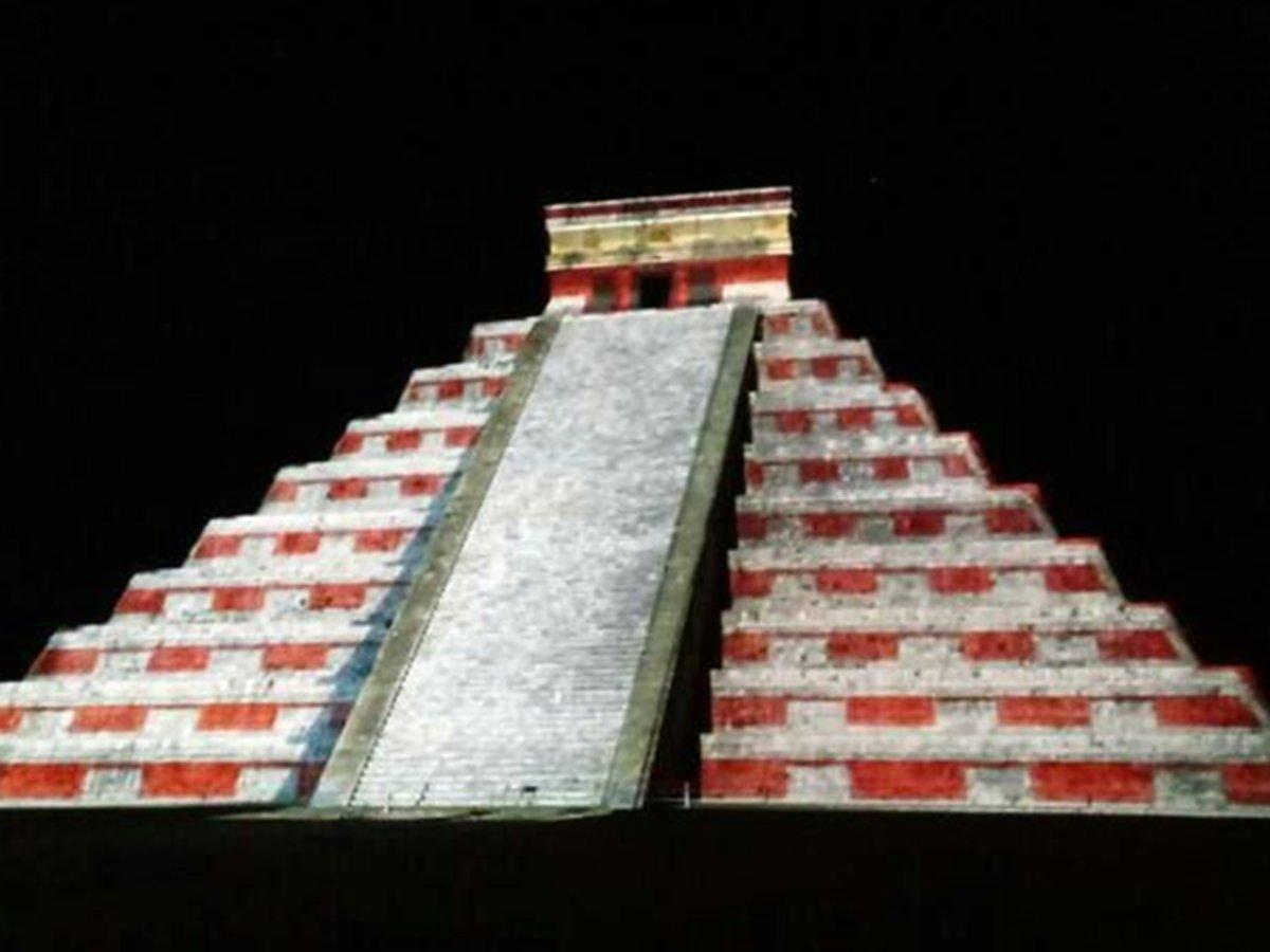 Castillo de Chichen Itza