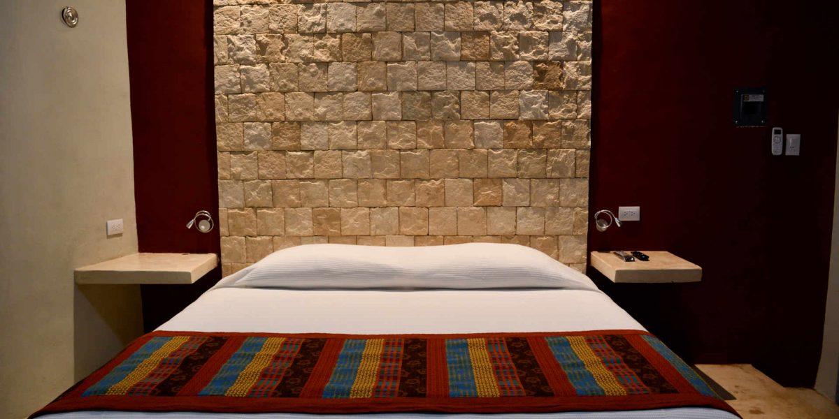 Habitación Izamal Casa sisal Valladolid